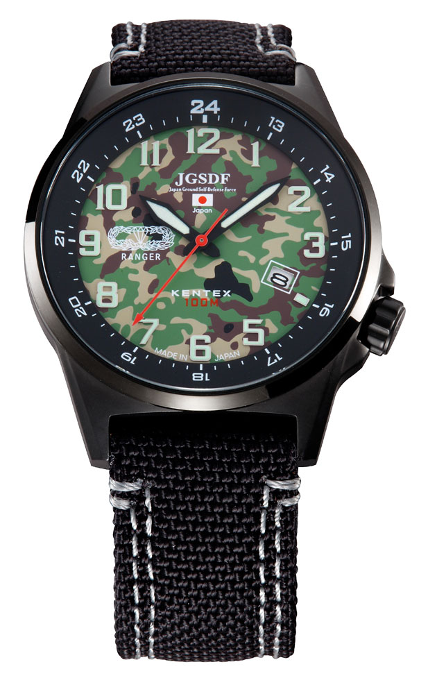 S715M-08 Kentex Watch Solar